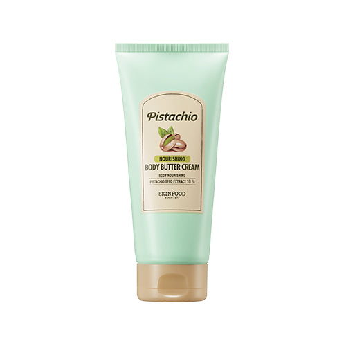 [Skinfood] Pistachio Nourishing Body Butter Cream Rich Nutrition From Pistachios