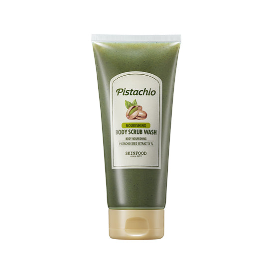 [Skinfood] Pistachio Nourishing Body Scrub Wash Smooth Glow