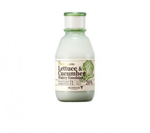 [Skinfood] Premium Lettuce & Cucumber Emulsion 140ml