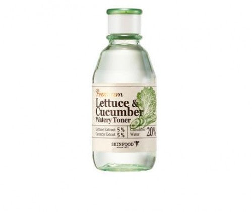 [Skinfood] Premium Lettuce & Cucumber Watery Toner 180ml