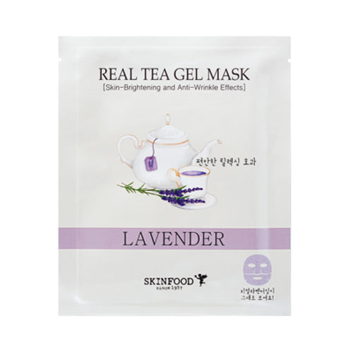 Load image into Gallery viewer, [Skinfood] Real Tea Gel Mask Anti-Aging Herbs