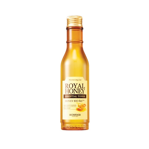 [Skinfood] Royal Honey Essential Toner 180ml Regenerates The Skin And Smoothes Wrinkles