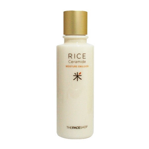 [The face shop] Rice Ceramide Moisture Emulsion 150ml For All Skin Types