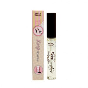 [Etude house] Keep My Brow Fixer Eyebrow Setting Sealer Tamer Sculpting Gel with Mascara Brush to Control, Holding Eye Brows in Place All Day, Paraben and Cruelty Free