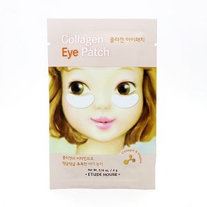 Load image into Gallery viewer, [Etude house] Collagen Eye Patch Revitalizing Under-Eye Treatment Mask Patch with Intensive Hydration and Tightening Effect