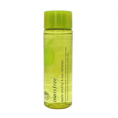 [Innisfree] Apple Seed Lip & Eye Remover 100ml Moisturized And Healthy, Radiant Skin