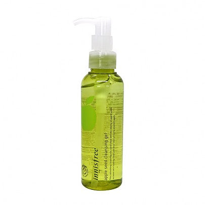 [Innisfree] Apple Seed Cleansing Gel 150ml  Refreshing Apple Scent