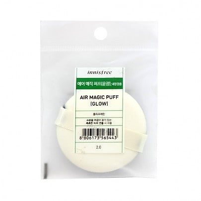 Load image into Gallery viewer, [Innisfree] Air Magic Puff Glow Dewy Skin Expression 100% Polyurethane