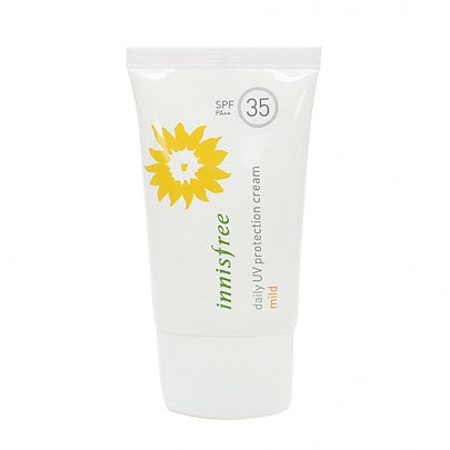 Load image into Gallery viewer, [Innisfree] Daily UV Protection Cream Mild SPF35 PA+++ Sunscreen