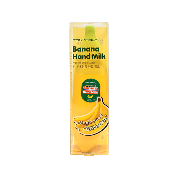 [Tonymoly] Fruit Hand Cream (Magic Food Banana Hand Milk 45ml, Fruit)