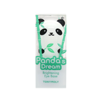 [Tonymoly] Panda's dream eye base (9g) Portable Eye Serum Base Stick Brightens up