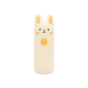 Load image into Gallery viewer, [Tonymoly] Pocket Bunny Perfume Bar #01 Easy Application Refreshing Perfume Petite Bunny Gloss Bar Moisturizing Convenient