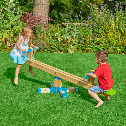 TP Forest Wooden Seesaw