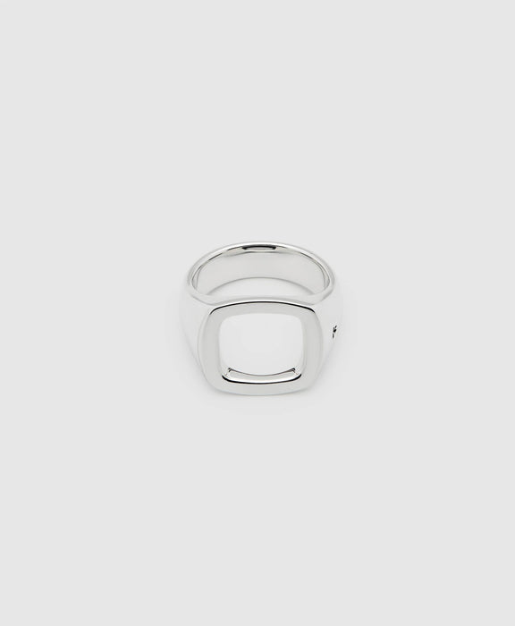 Tom Wood - Cushion Open ring