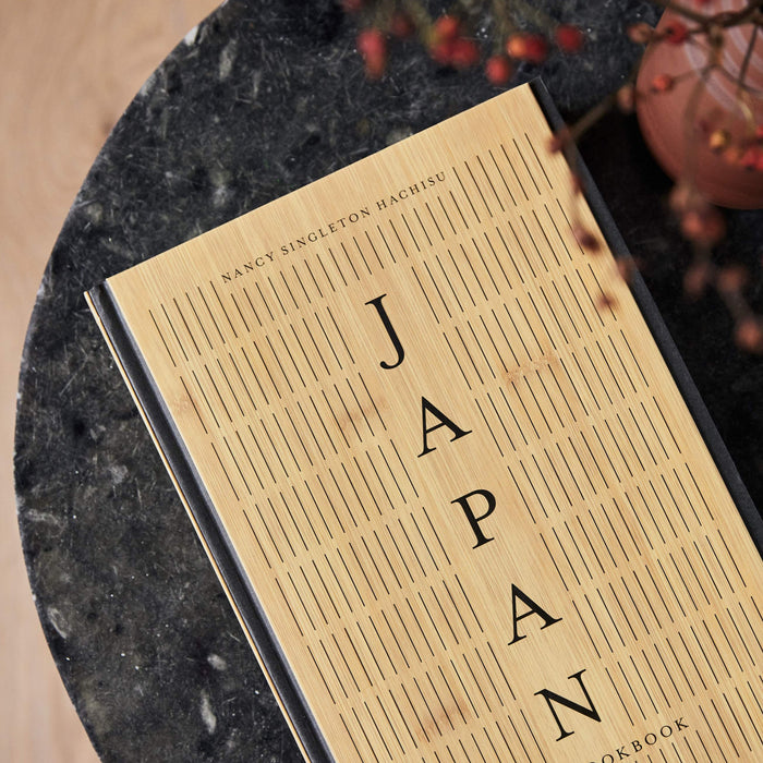 Japan: The Cookbook - Signed By Nancy Singleton Hachisu