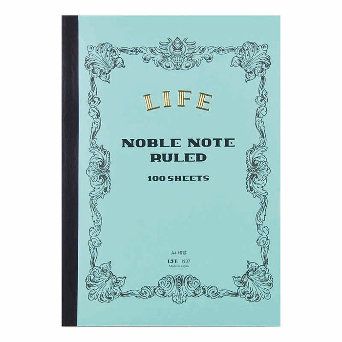 Life - Noble Notebook A5 Lined Paper