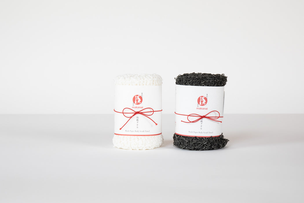 Makanai - Exfoliating Washi Towel