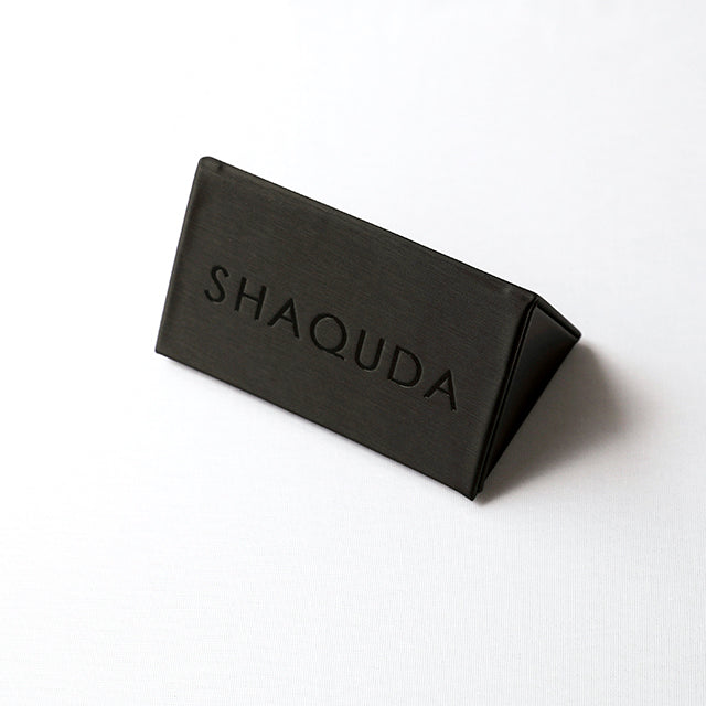 Shaquda - 4 Brushes & Triangle Case