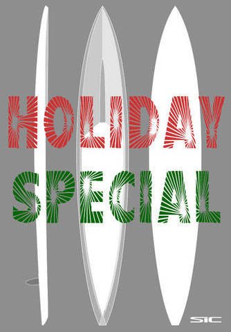 HOLIDAY SPECIAL DEPOSIT