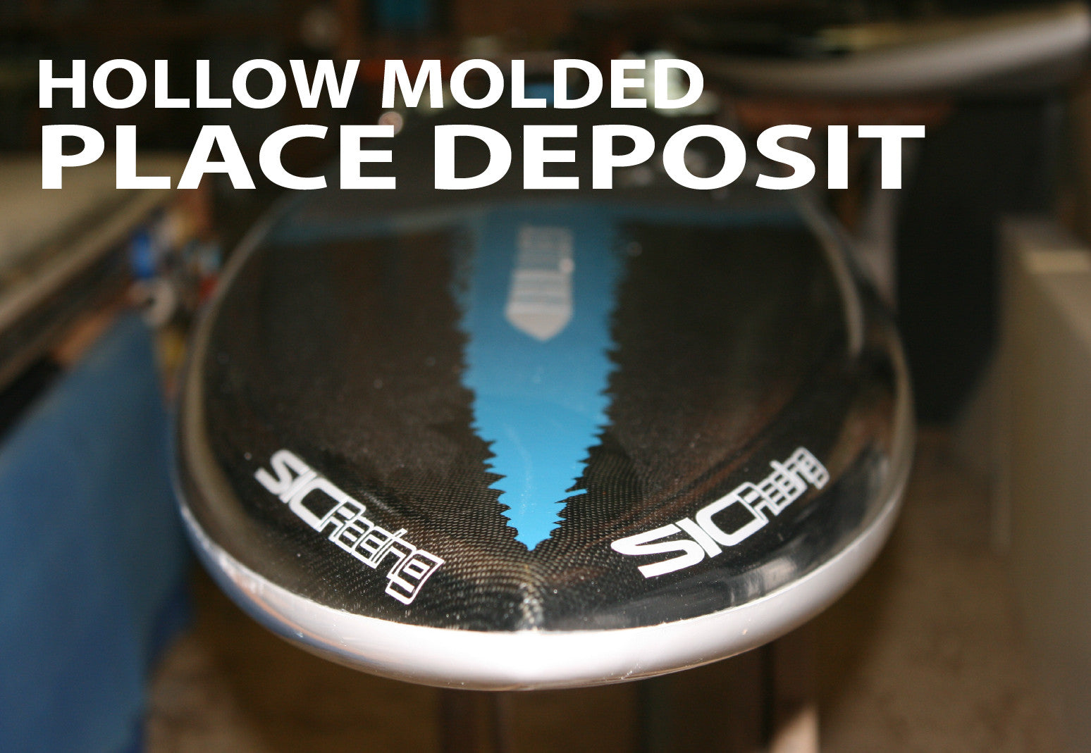 Hollow Molded Deposit