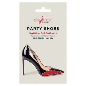 Shoestring Party Shoes Pair