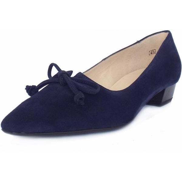 Peter Kaiser Lizzy - Navy Suede