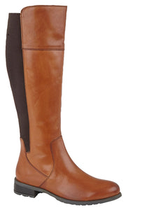 Cipriata Long Tan Riding Boot
