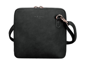 David Jones Black Small Cross-Body Bag