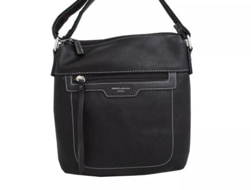 David Jones Black Small Cross Body Bag