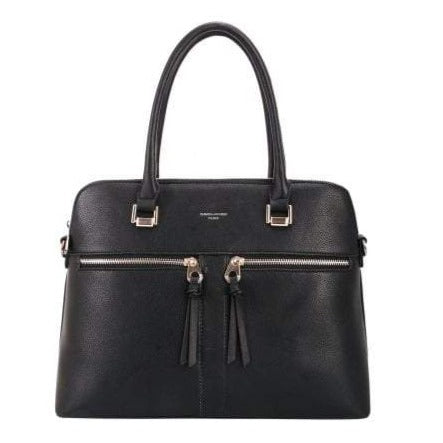 David Jones Black Tote Handbag