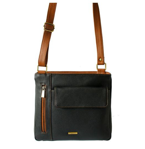 Nova Leathers Medium Cross Body Bag