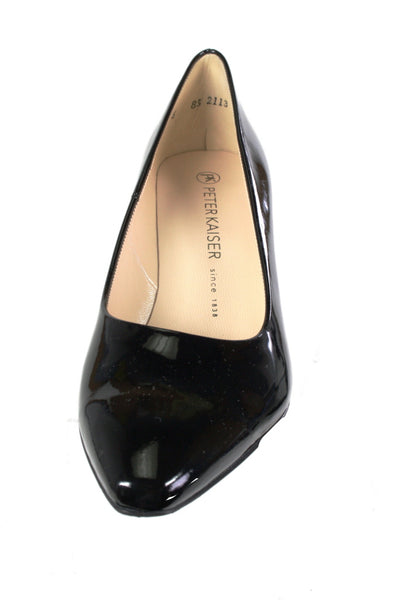 Peter Kaiser Tosca - Black Patent