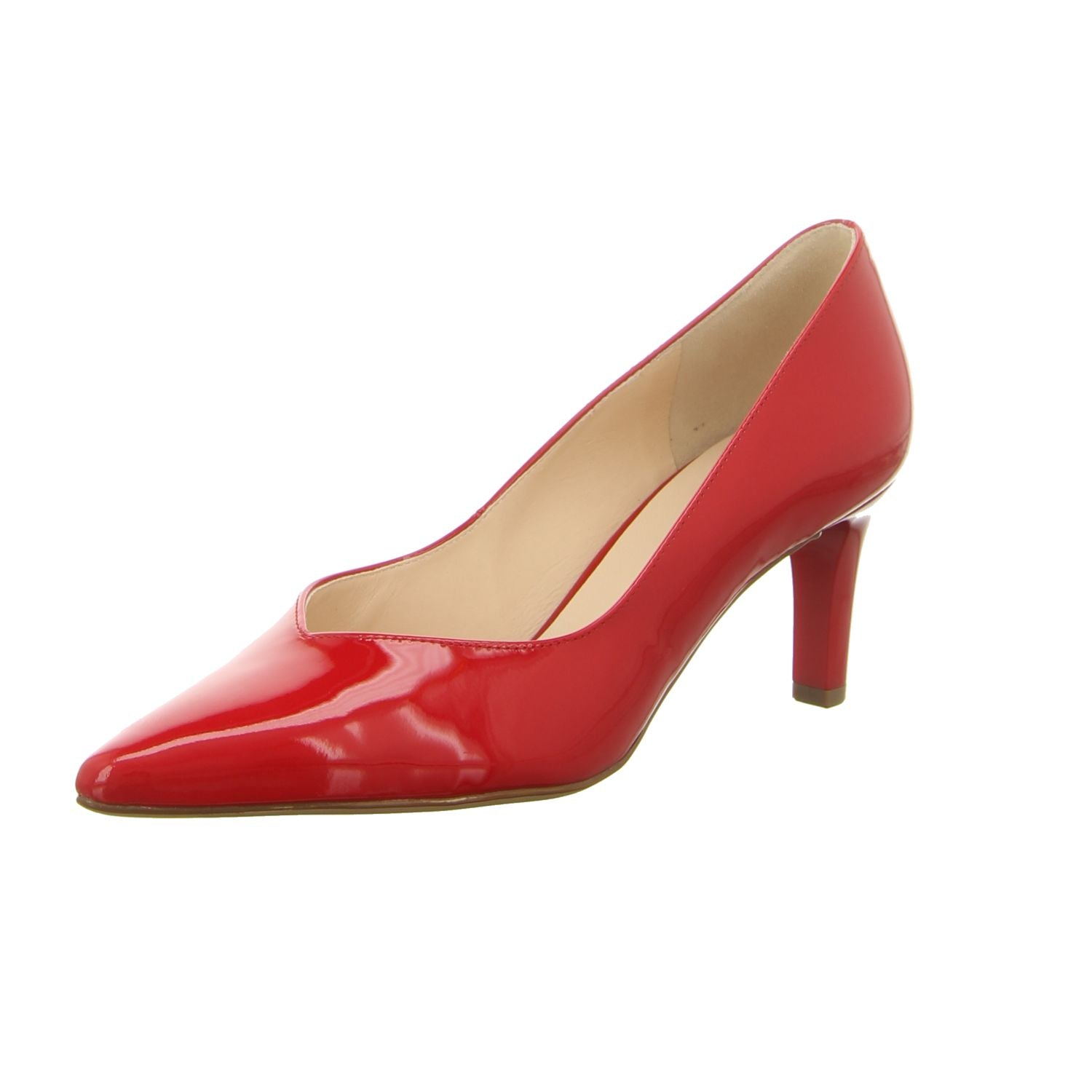 Hogl Red Patent High Heel Shoe