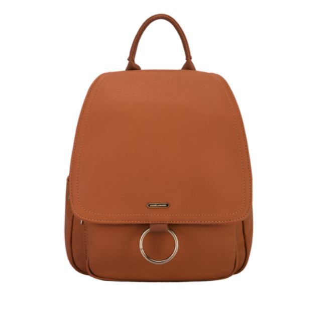 David Jones Tan Back Pack