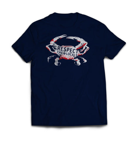 RTL - Men's Crab Midnight Navy Crew