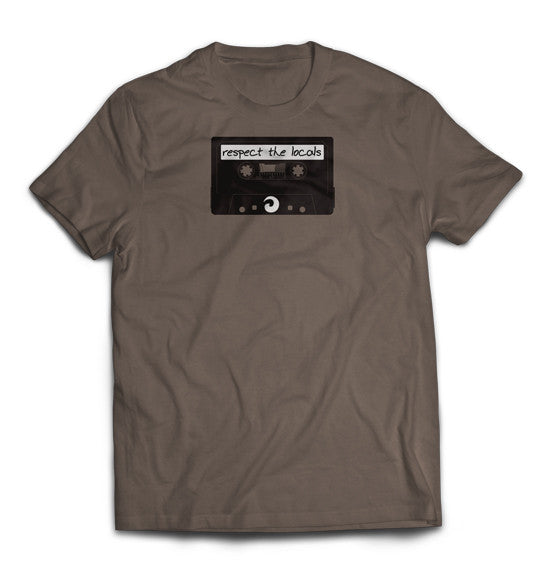 RTL - Men's Tape Warm Gray Crew