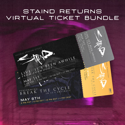 Staind-Returns-Virtual-Ticket-Bundle