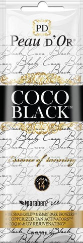 Peau d'Or Coco Black sachet 15 ml - HPA lampen.nl