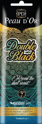 Peau d'Or Double Black sachet 15 ml - HPA lampen.nl
