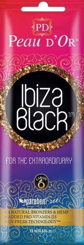 Peau d'Or Ibiza Black sachet 15 ml