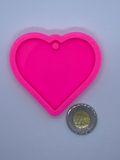 Heart Keychain Mold