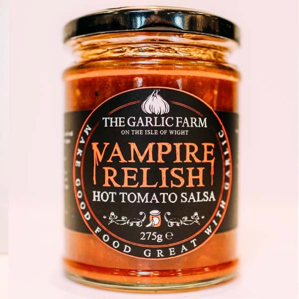 Garlic Farm - Vampire Relish