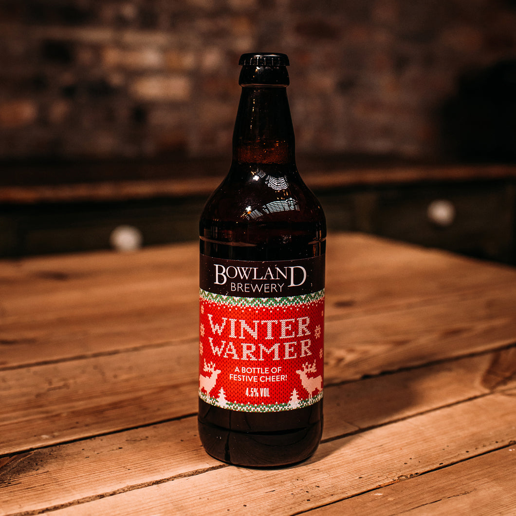 Bowland Brewery - Winter Warmer - Case of 8