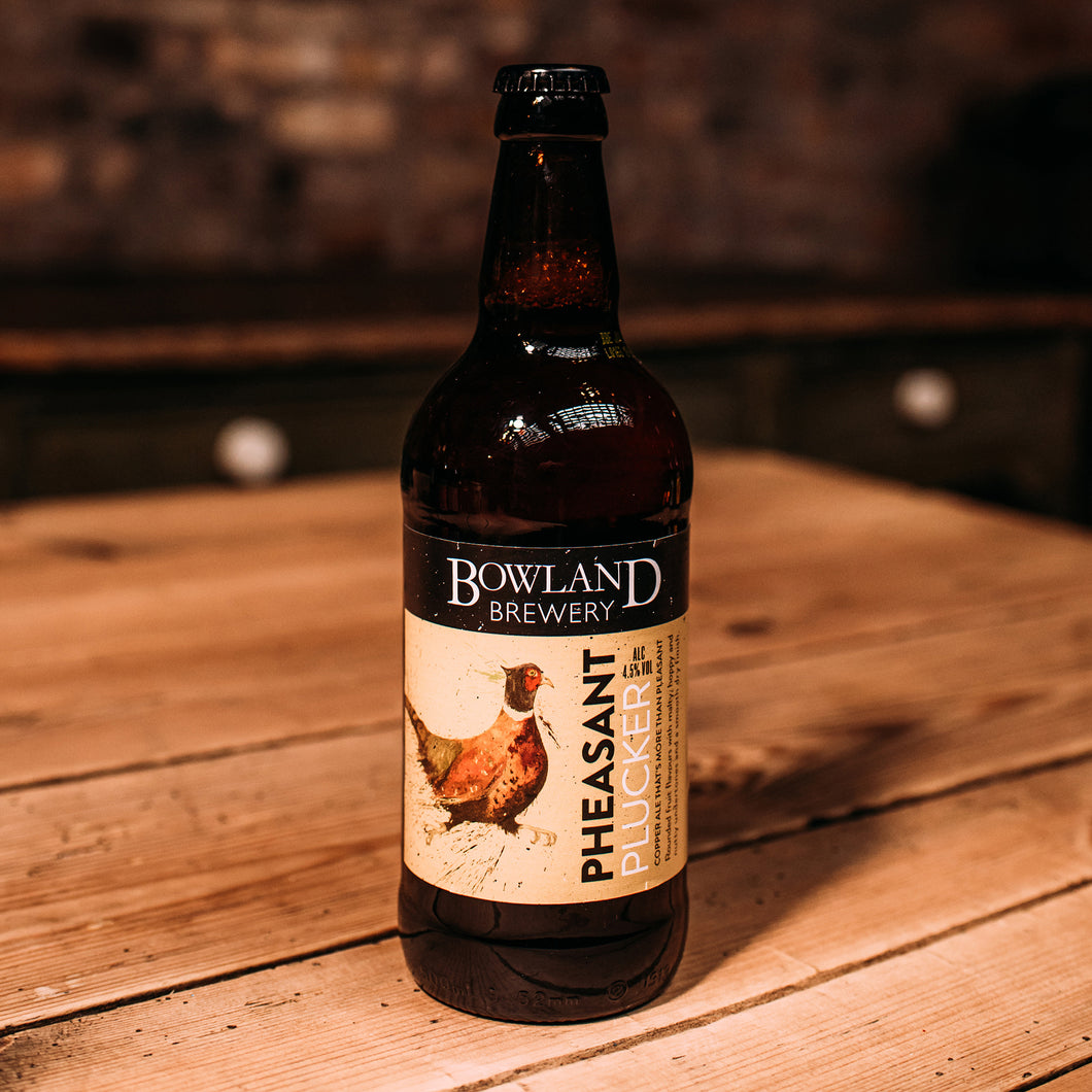 Bowland Brewery - Pheasant Plucker - Case of 8