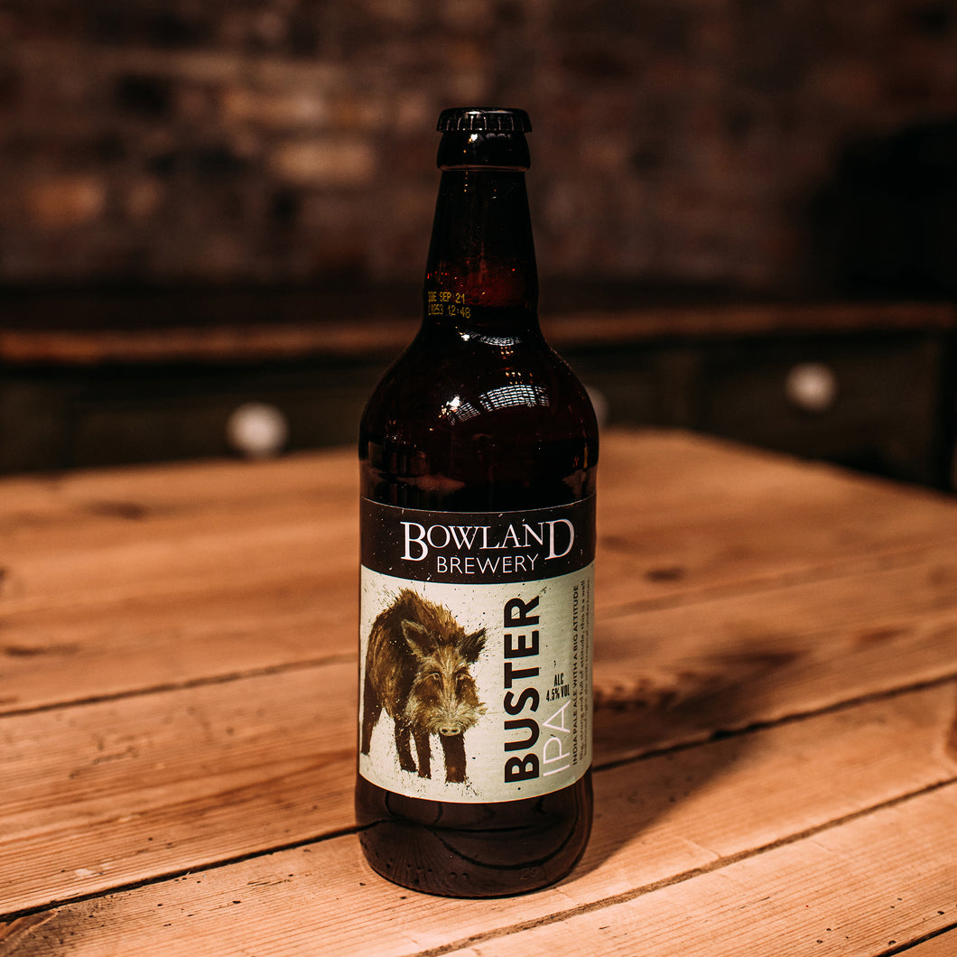 Bowland Brewery - Buster - Case of 8