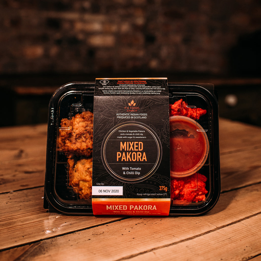 PK Foods Mixed Pakora