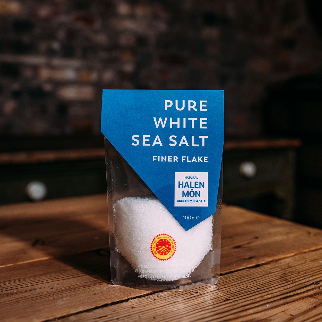 Halen Mon - Pure White Sea Salt