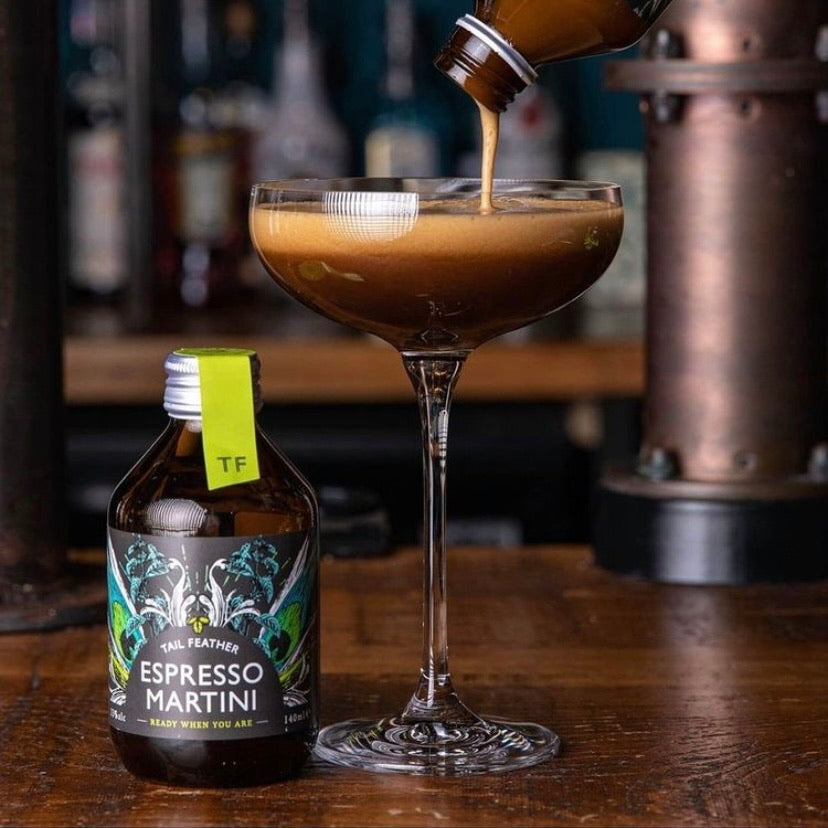 Premix Espresso Martini bottle