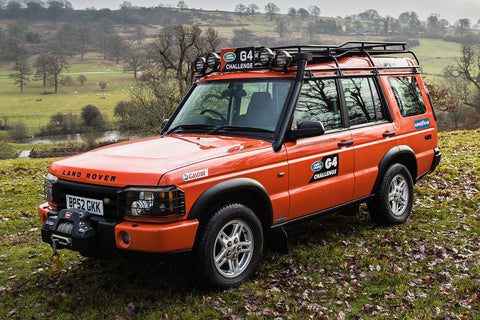 Land Rover Discovery Series 2 (1998 - 2004)