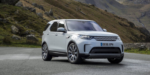 Land Rover Discovery 5 (2016-Current)